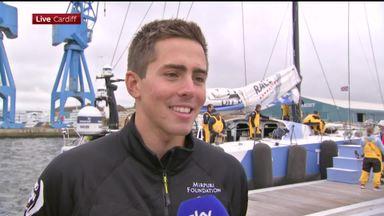 'I hadn't sailed at sea 12 months ago'