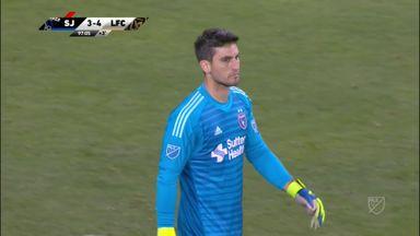 San Jose Earthquakes 3-4 LAFC