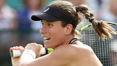 Judy Murray backs Konta at Wimbledon