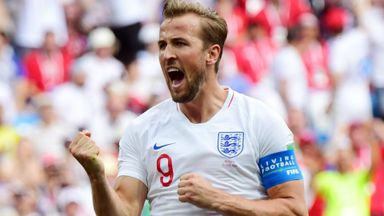 'Kane is our Messi and Ronaldo'
