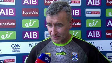 McGleenan 'proud' of Cavan