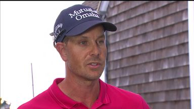 Stenson: Pins were ridiculous