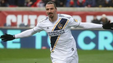 Guzan: Zlatan can improve MLS