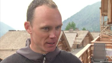 Froome vows to start Tour de France