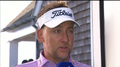 Poulter stays positive