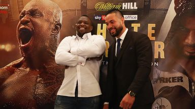 Froch: Parker favourite against Whyte