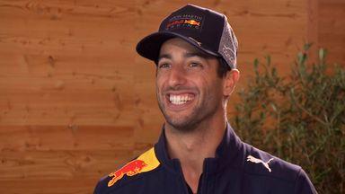 Ricciardo's F1 future