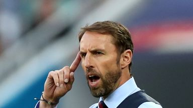 'Southgate reason for England success'