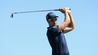 Stenson making Ryder Cup calculations