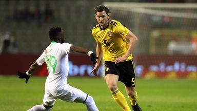 Vertonghen eyes Nations League glory