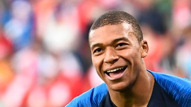 Griezmann: Mbappe does so much for us