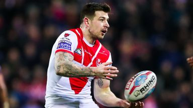 Catalans 22-26 St Helens