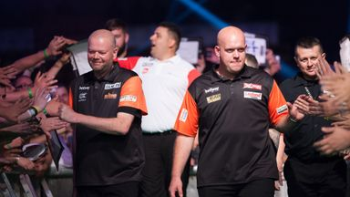 Netherlands win World Cup of Darts