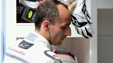 Ted's plea for Kubica