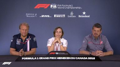 Team Principals: Canadian GP