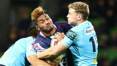 Rebels 26-31 Waratahs