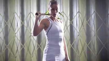 Konta ready for 'gladiatorial fight'