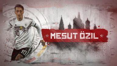 Russia 2018 - Key Man - Mesut Ozil