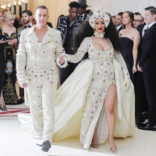 Rappers Cardi B and Offset married in secret…nine months ago