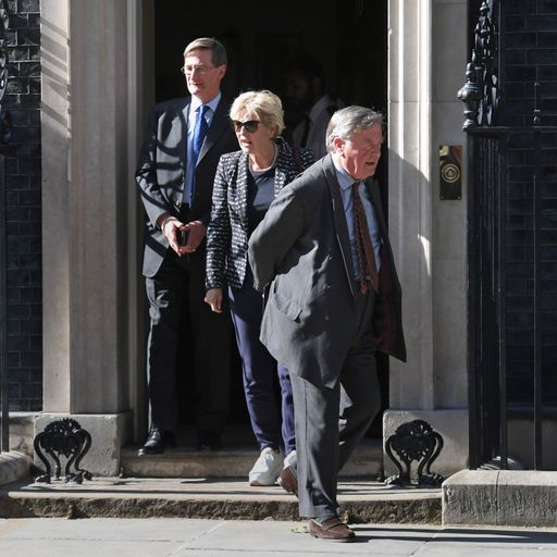 May fails to appease Tory rebels on Brexit bill