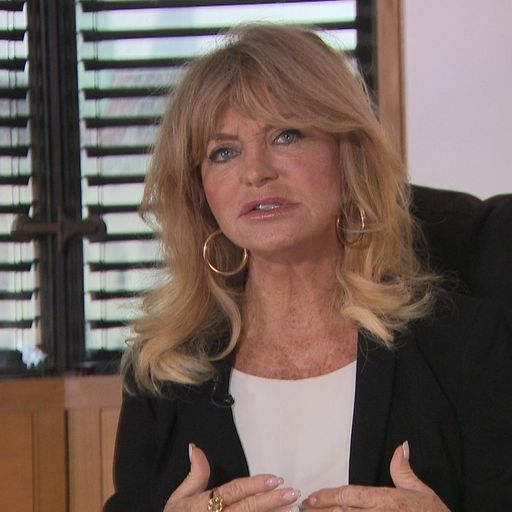 #MeToo: 'Objectified' Goldie Hawn 'adores men' but has 'no compassion for abusers'