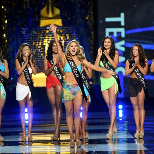 Miss America will no longer judge 'on outward appearance'
