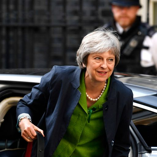 Timeline: Why is PM facing Brexit rebellion?
