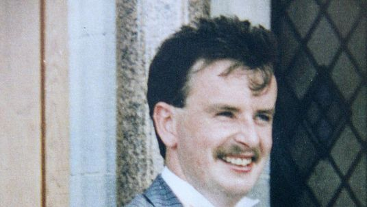 Aidan McAnespie. was shot dead as he attempted to cross a checkpoint in 1988