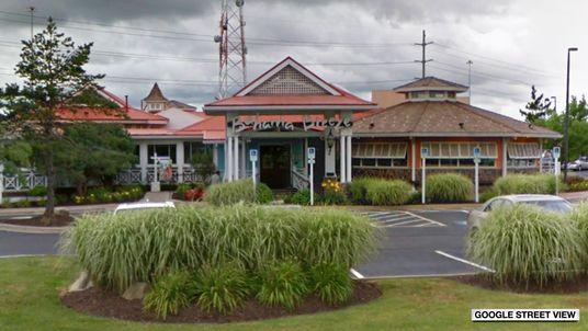 Bahama Breeze restaurant in Ohio
