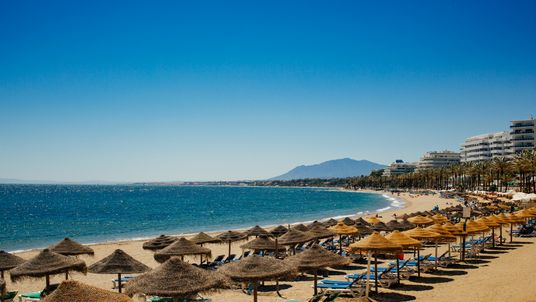 Parts of Britain could be as warm as Marbella in Spain