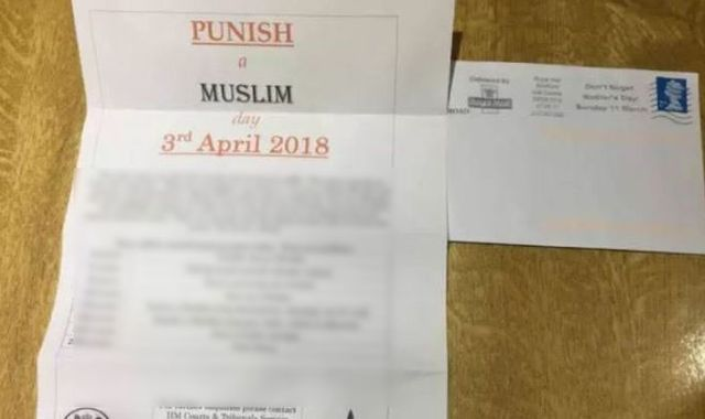 f2e175f7c69 Man appears in court over  Punish a Muslim  letters - Rother FM