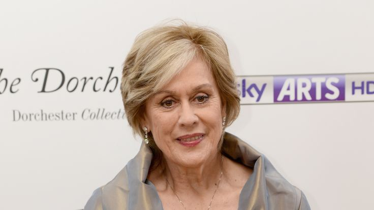 Opera singer Dame Kiri Te Kanawa is made a Companion Of Honour
