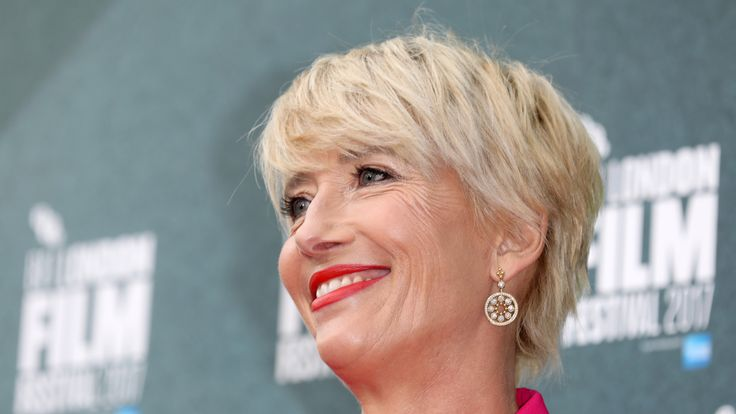 Emma Thompson is made a Dame for services to drama