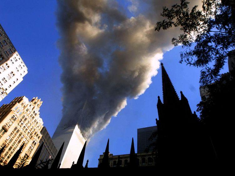 9/11 terror attacks