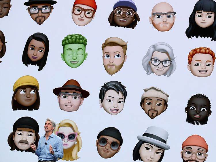 Apple's use of smart emojis has been developed