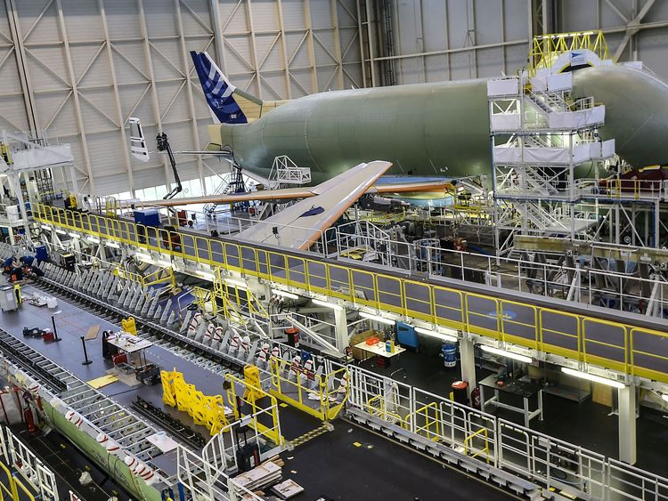 Ministers hit back at Airbus over Brexit