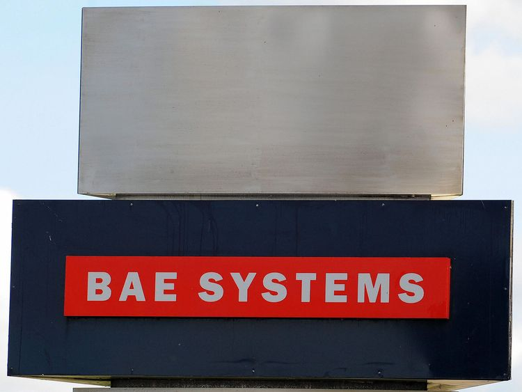 BAE Systems wins £20bn Aussie warships contract