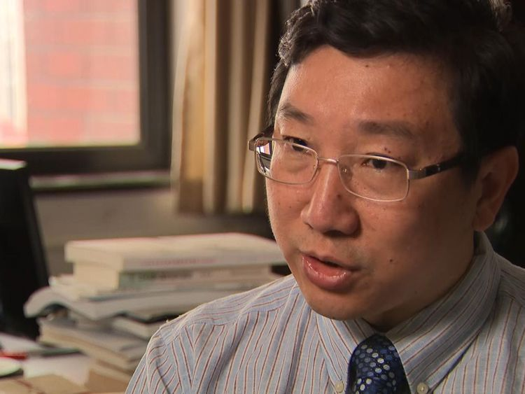 Cheng Xiaohe, a professor of international relations specialising in North Korea at Renmin University in Beijing
