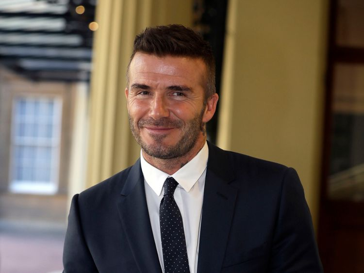 David Beckham cleared of speeding charge due to late paperwork