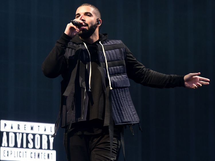 Drake has revealed he is a father