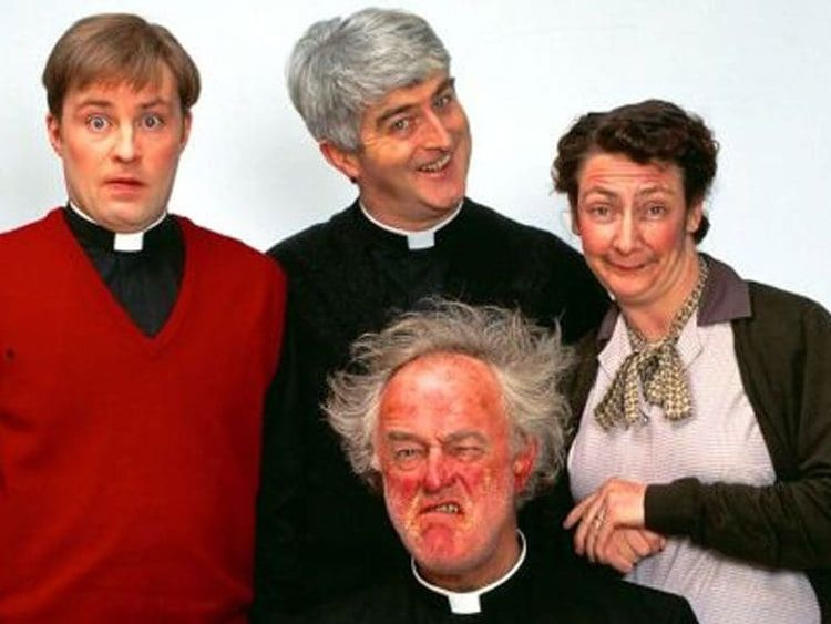 Father Ted creator reveals cancer diagnosis