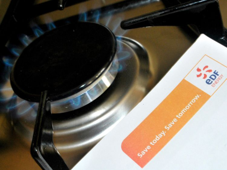 Ofgem announces energy price cap plan