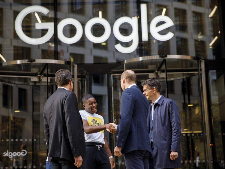 Concerns about Google