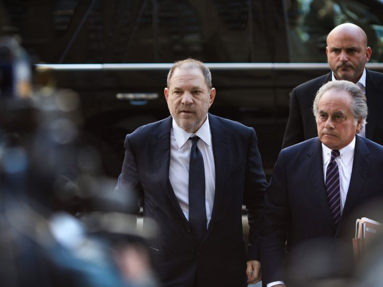 'Ready to fight': Weinstein pleads not guilty to rape