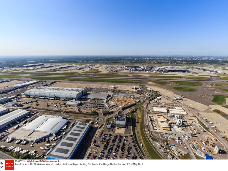 Heathrow Hub's legal fight over runway takes off