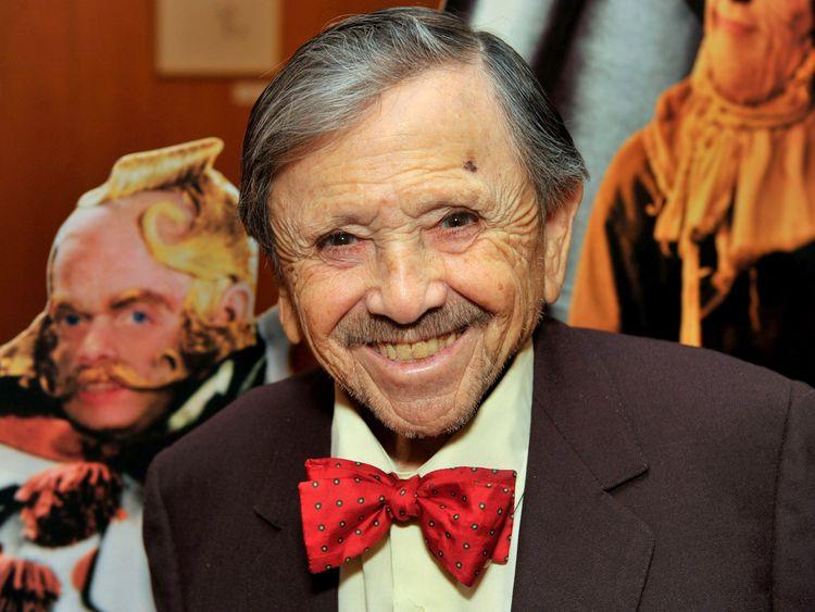 Last surviving munchkin from Wizard Of Oz dies