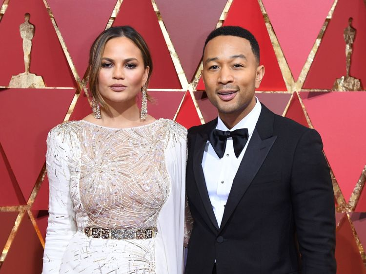 John Legend tells US house speaker 'f*** you'