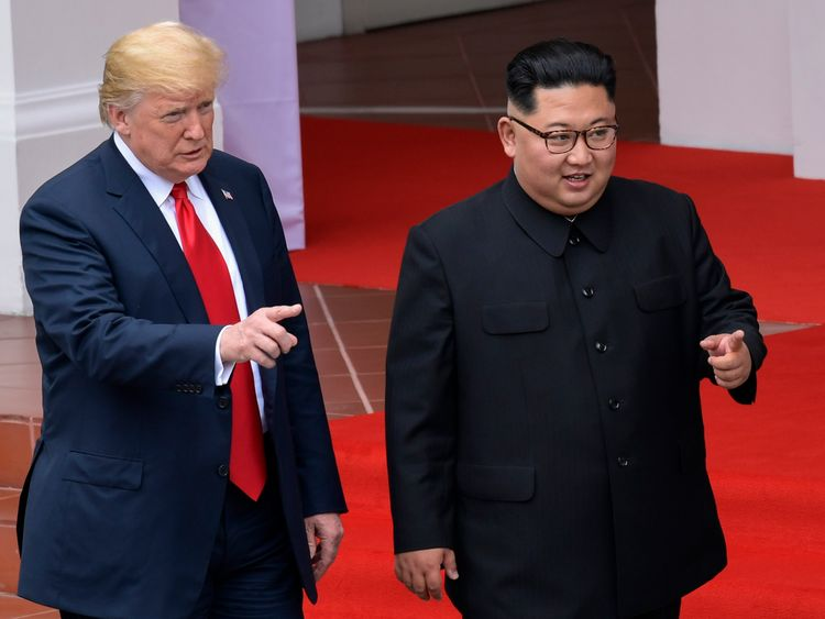 European Union  hails 'crucial and necessary' Trump-Kim talks