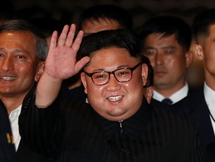 Who has Kim Jong Un's 'nuclear button' in Pyongyang while he's away?