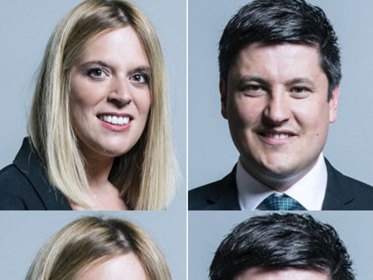 Labour MPs Laura Smith and Ged Killen ae among those who have quit